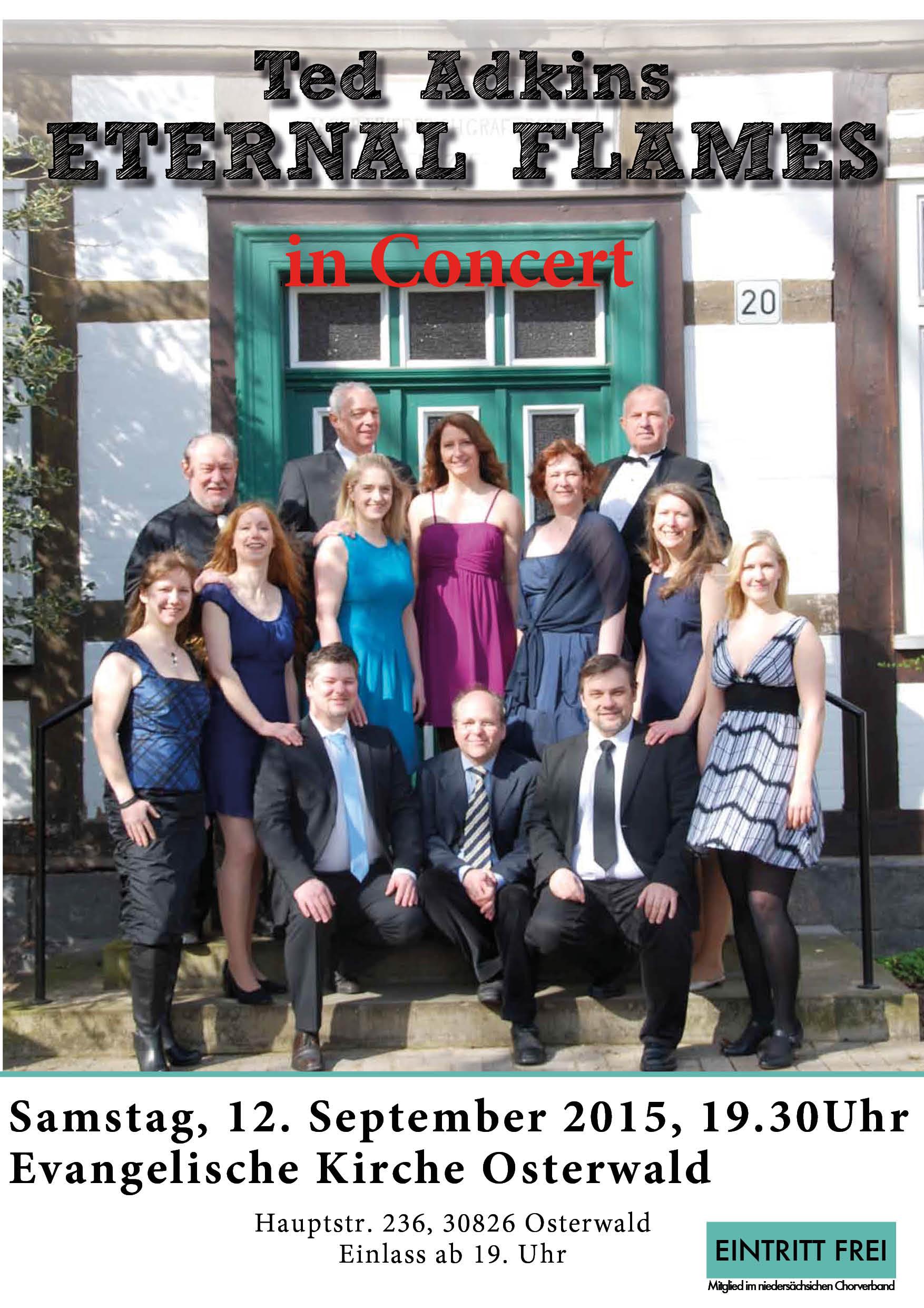 Gospel, Groove und Greatest Hits in Osterwald