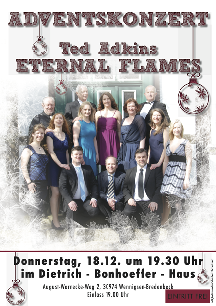 American Christmas in Bredenbeck
