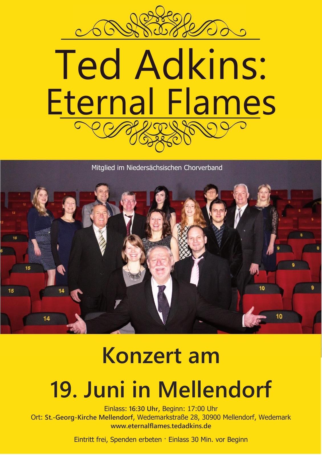 Konzert am 19. Juni in Mellendorf        (Achtung: Termin geändert)